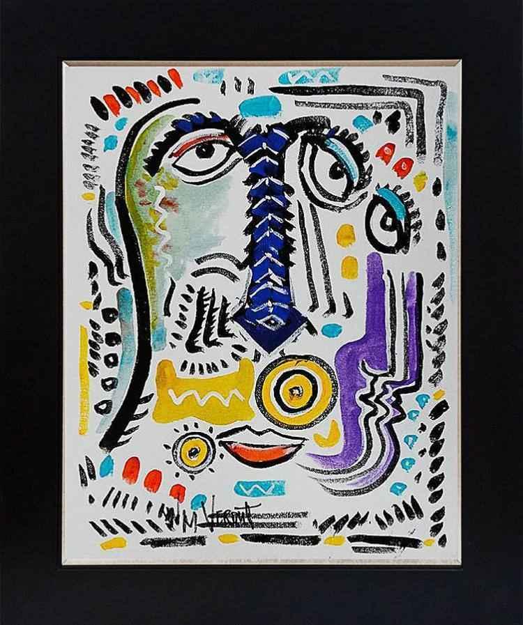 Eyes in the Mist-1990 by  William Verdult - Masterpiece Online