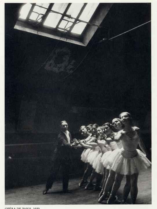 Swan Lake Rehearsals ... by  Alfred Eisenstaedt - Masterpiece Online