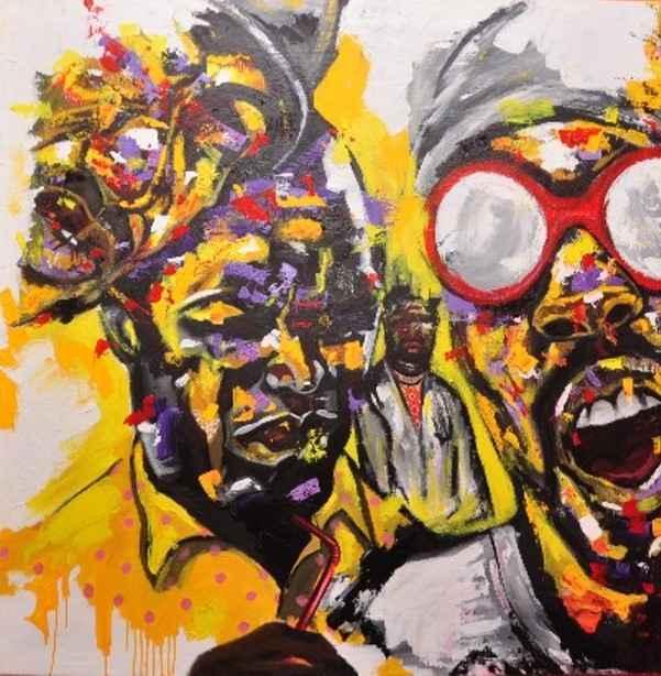 Uprising by Mr John Madu - Masterpiece Online