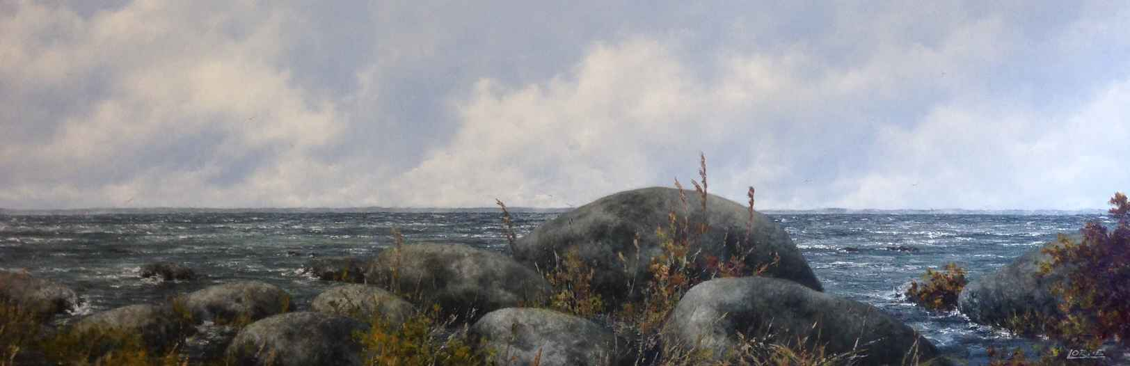 Shore to Shore by Mr. Lorne McDermott - Masterpiece Online