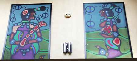 Unity (Pair) by  Norval Morrisseau - Masterpiece Online