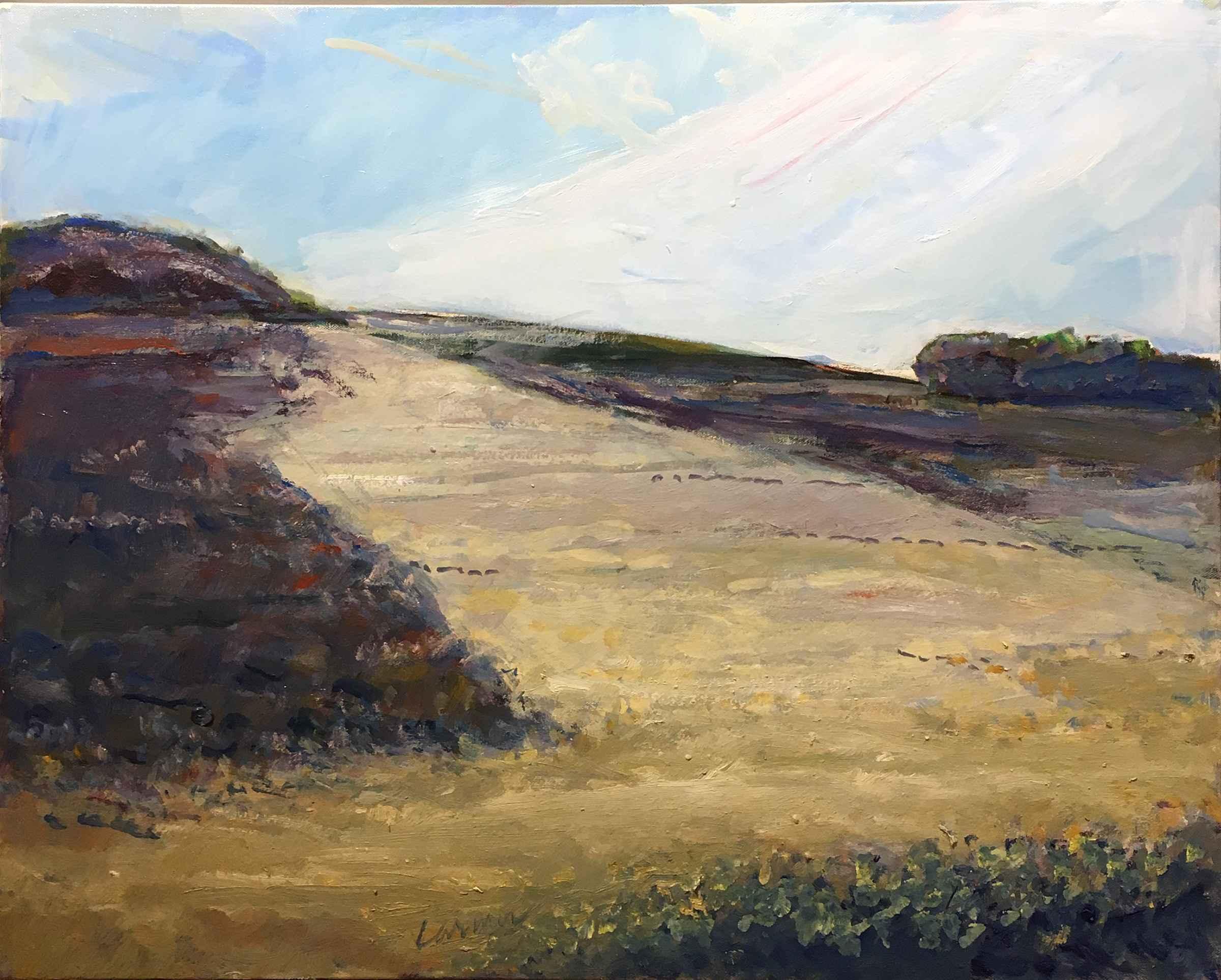 Rock Cut by  Oscar Larmer - Masterpiece Online