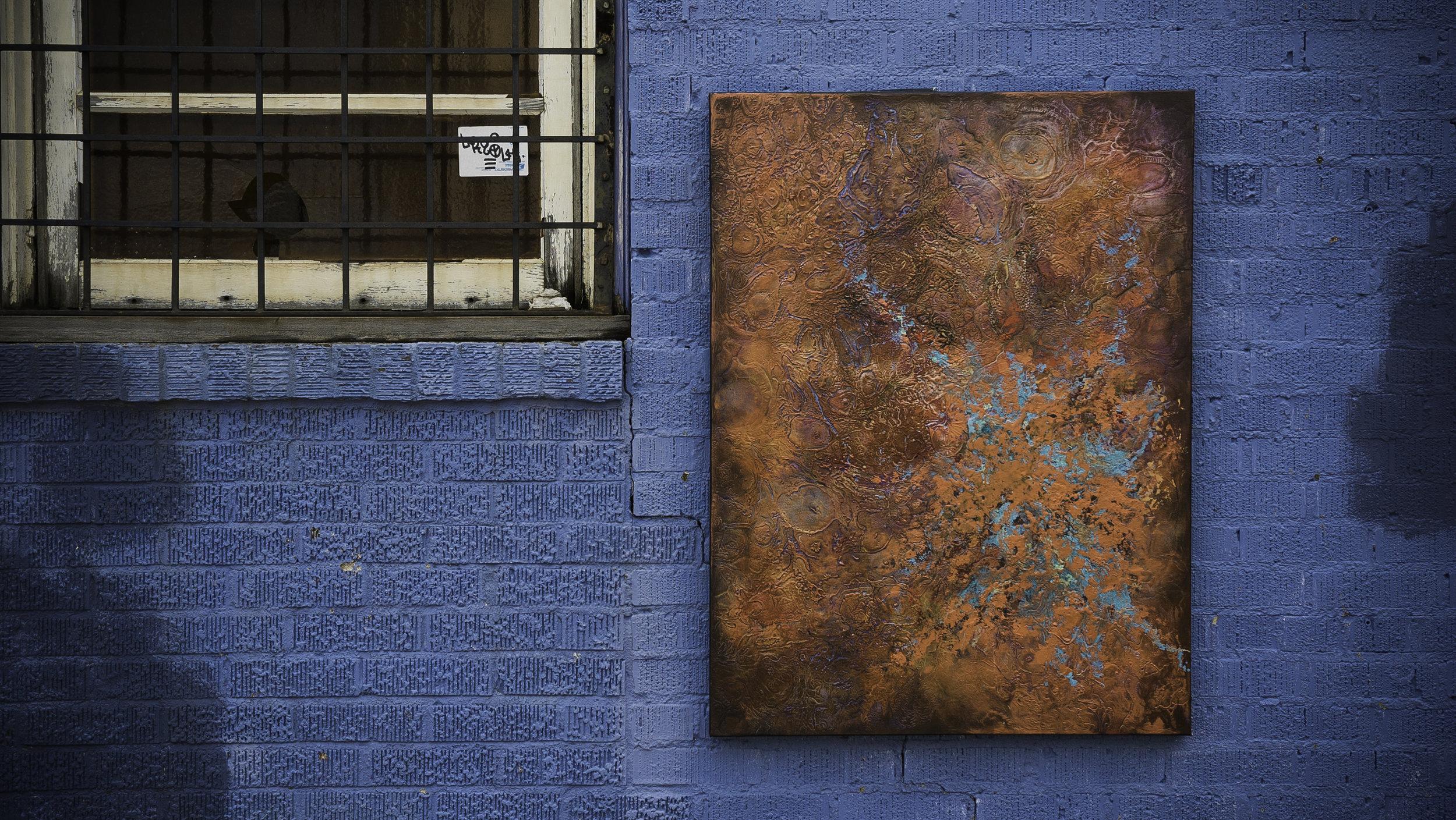 Blue by  Michelle Kruger - Masterpiece Online