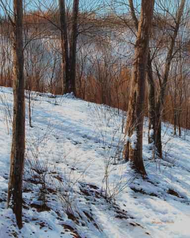 Big Trees & Open Grou... by  Michael Wheeler - Masterpiece Online