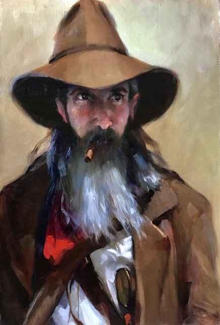 The Drifter by  Katherine Galbraith - Masterpiece Online