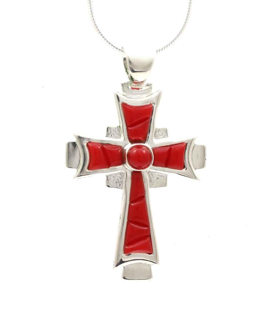 Celtic Cross Pendant by  Ben Nighthorse - Masterpiece Online