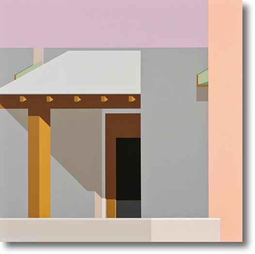 Gallery House NW #2 by Mr. Malcolm Montague Davis - Masterpiece Online