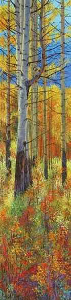 Aspen Gold by  Andrew Kiss - Masterpiece Online