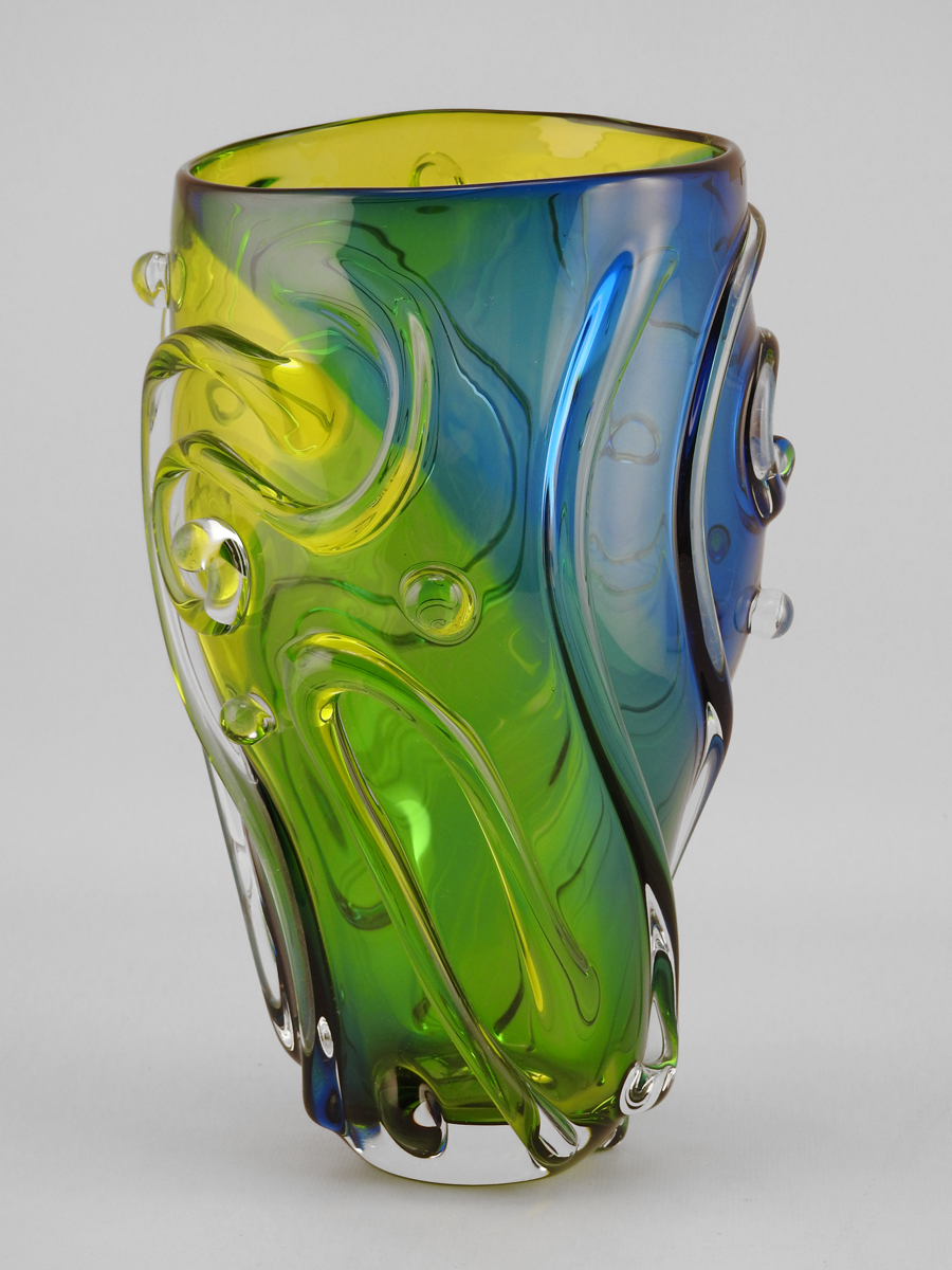 Vase/String Theory Bl... by  Cliff Goodman - Masterpiece Online