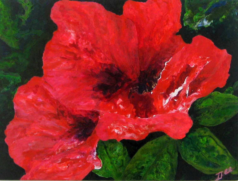 Flower Power by  Elizabeth Clarendon - Masterpiece Online