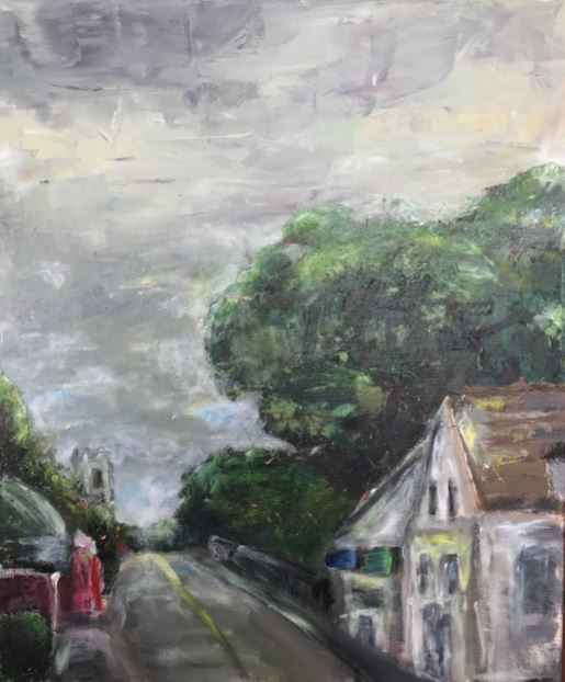 Overcast on Main by  Emmet Towey - Masterpiece Online