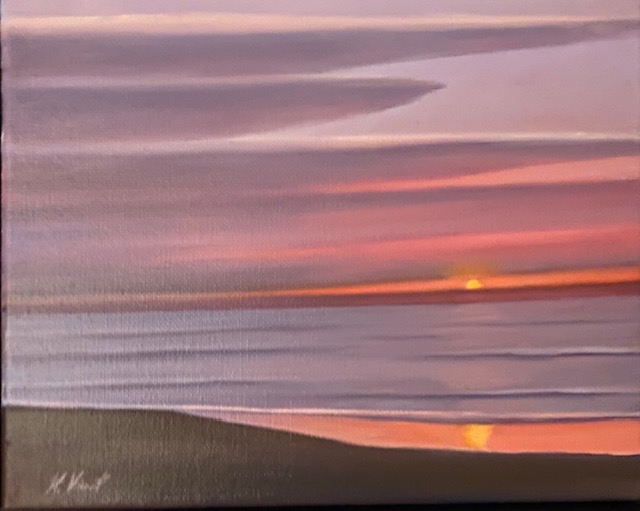 Custom Aquinnah Sun... by  Kenneth Vincent - Masterpiece Online