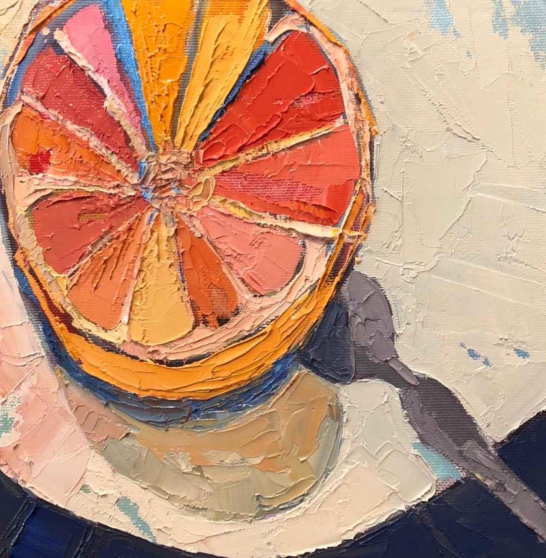 Z Grapefruit by  Grace Afonso - Masterpiece Online