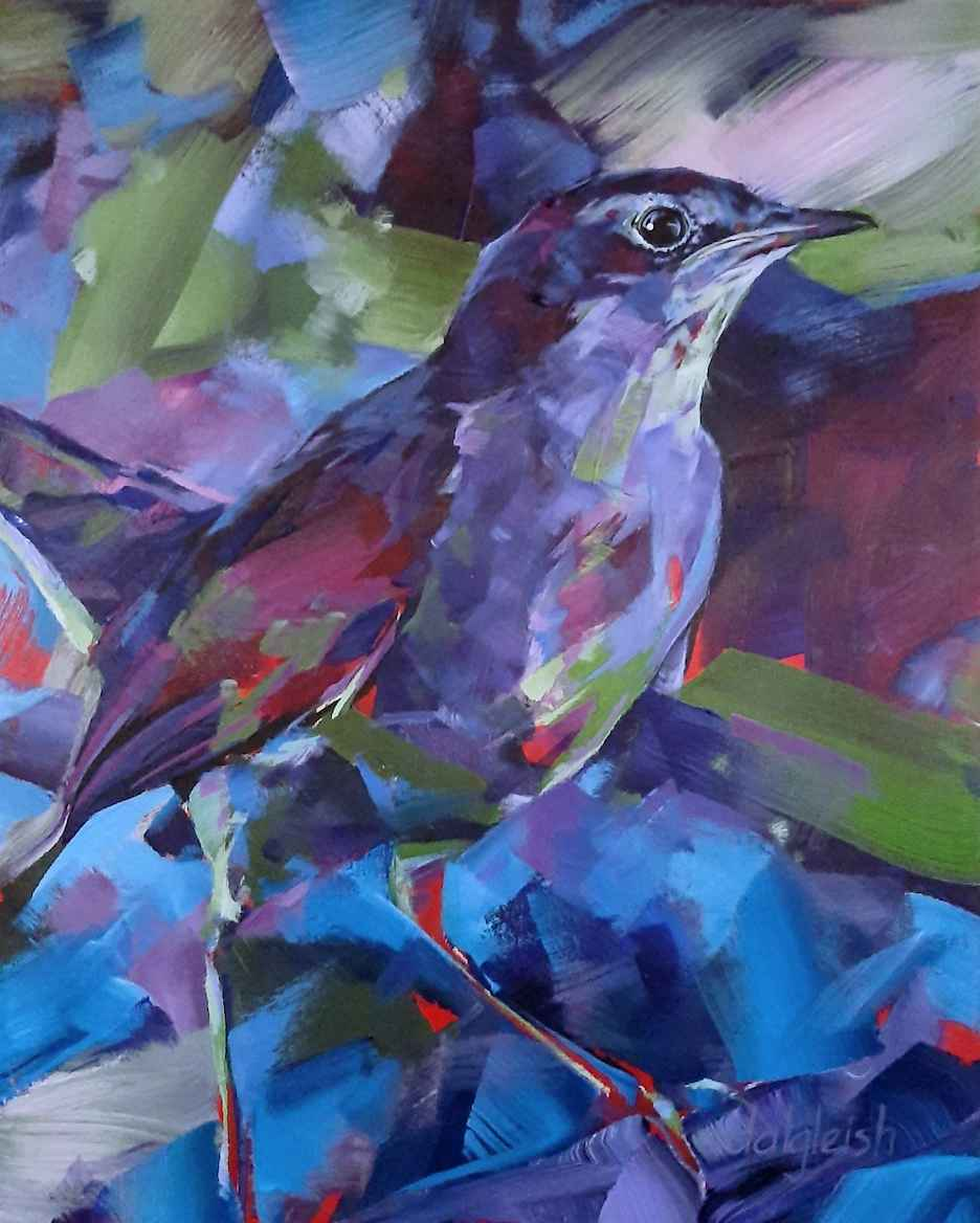 Nightingale by  Keith Dalgleish - Masterpiece Online