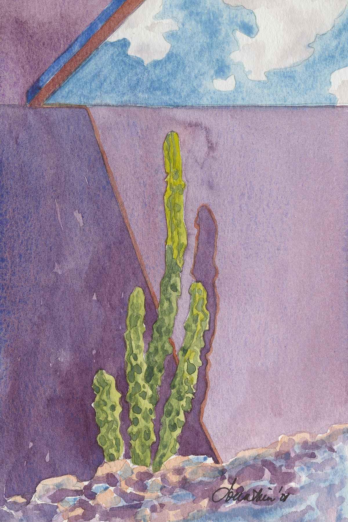 CEREUS BUMPS by  Ellen Fountain - Masterpiece Online