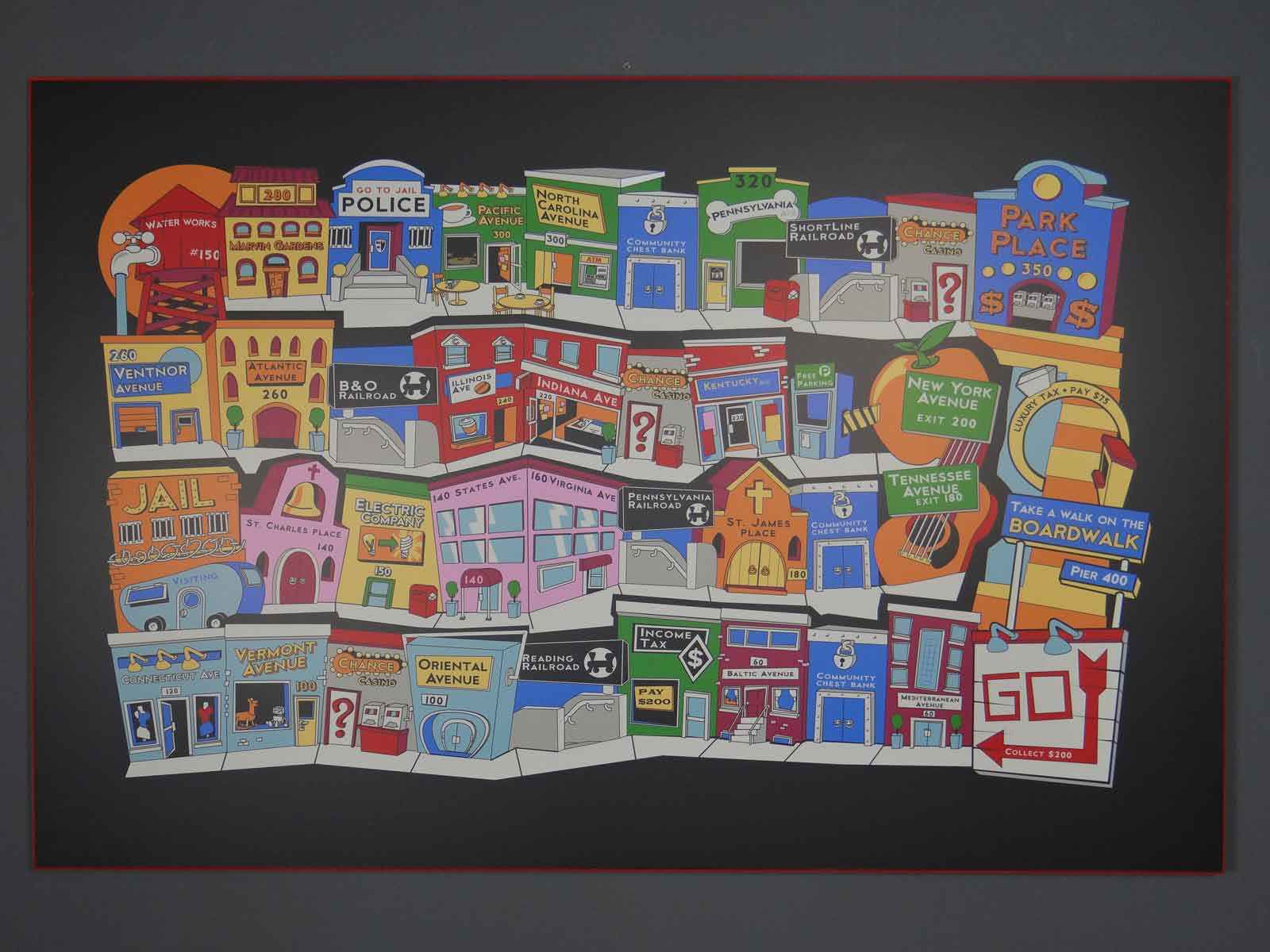 Monopoly (plaque moun...