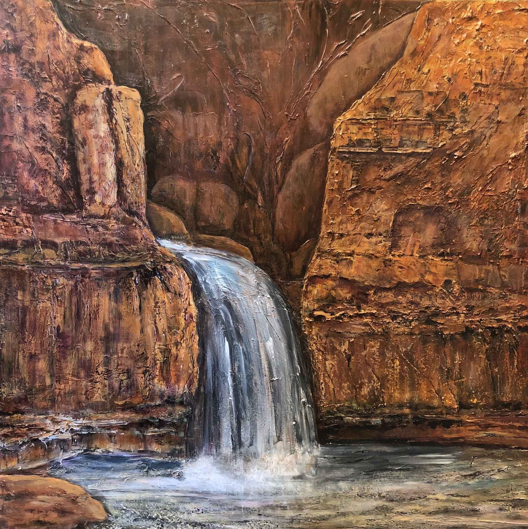 Nature's Healing Power by  Marilyn Bos - Masterpiece Online