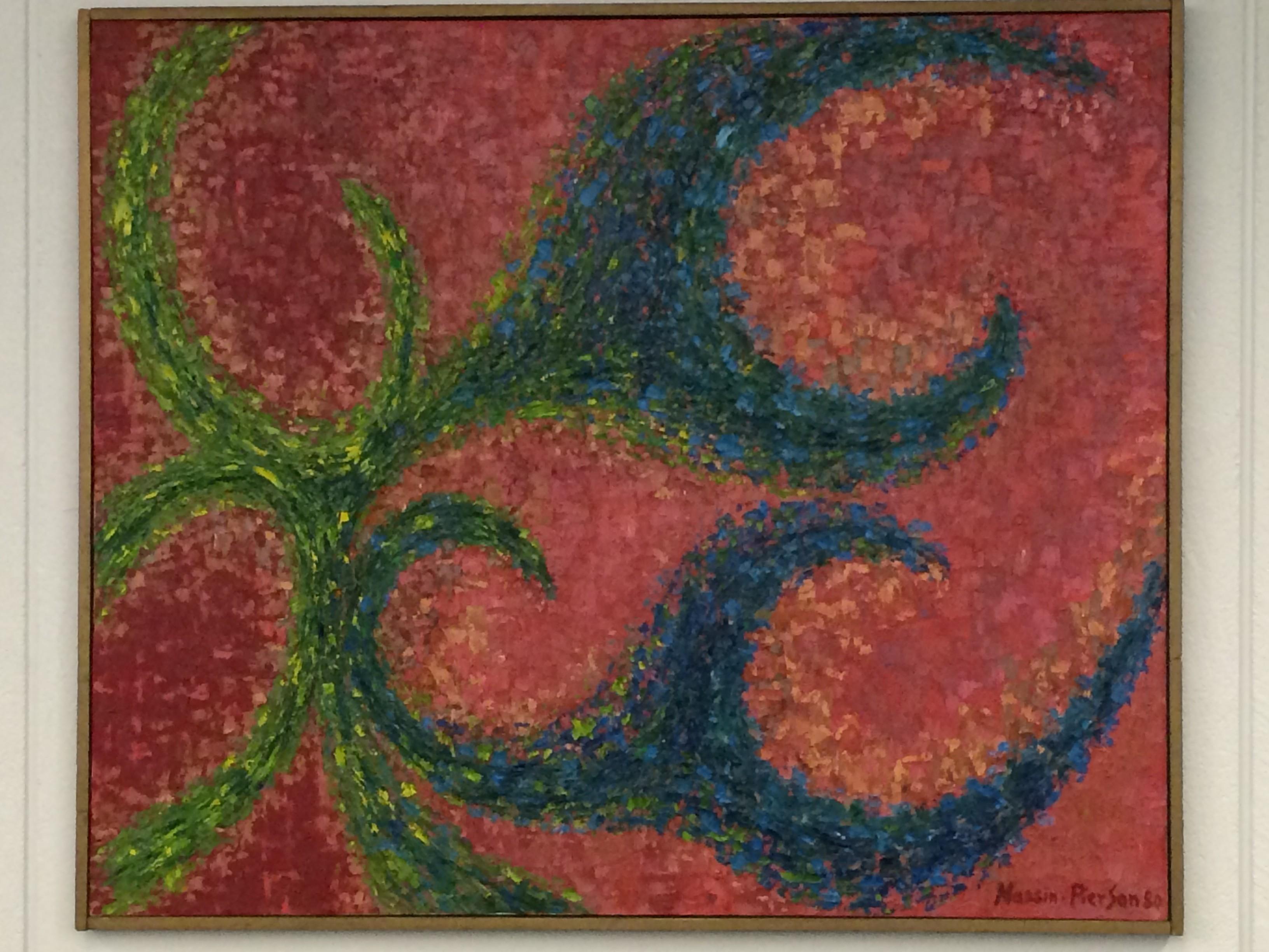 Composition #8012 by  Pierre Massin-Pierson - Masterpiece Online