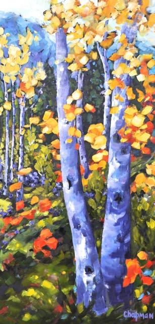 Autumn Gateway by  Sandra Chapman - Masterpiece Online