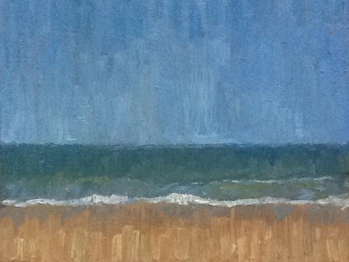 Essaouira Horizon by  Melissa Hefferlin - Masterpiece Online