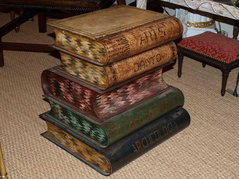 Tole Book Box by  Italian  - Masterpiece Online