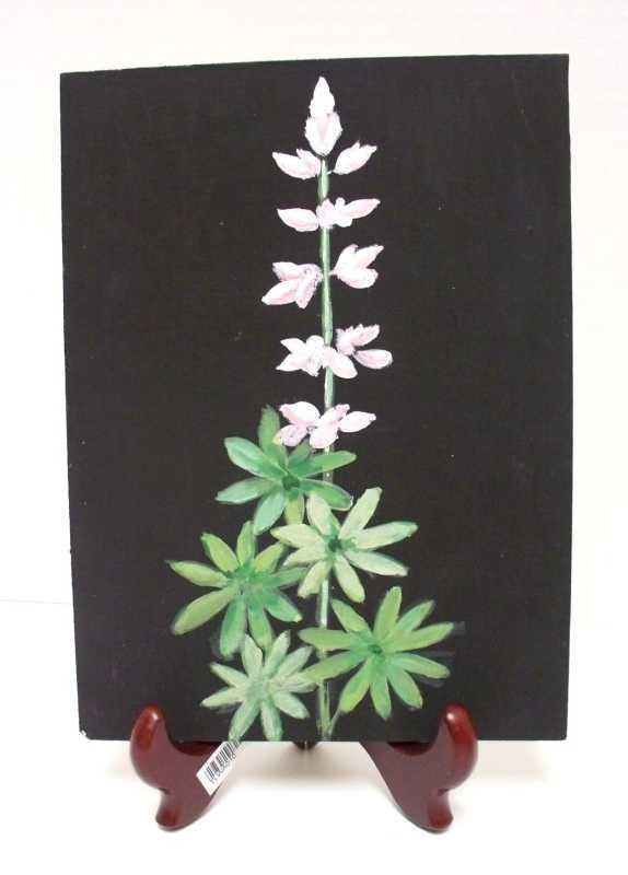 WC314 Pink Flowers by  William Cordes - Masterpiece Online