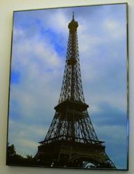 Eiffel Tower by  Wernher Krutein - Masterpiece Online