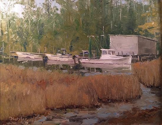 Fulcher's Creek, Stacy by  Steve Hessler - Masterpiece Online