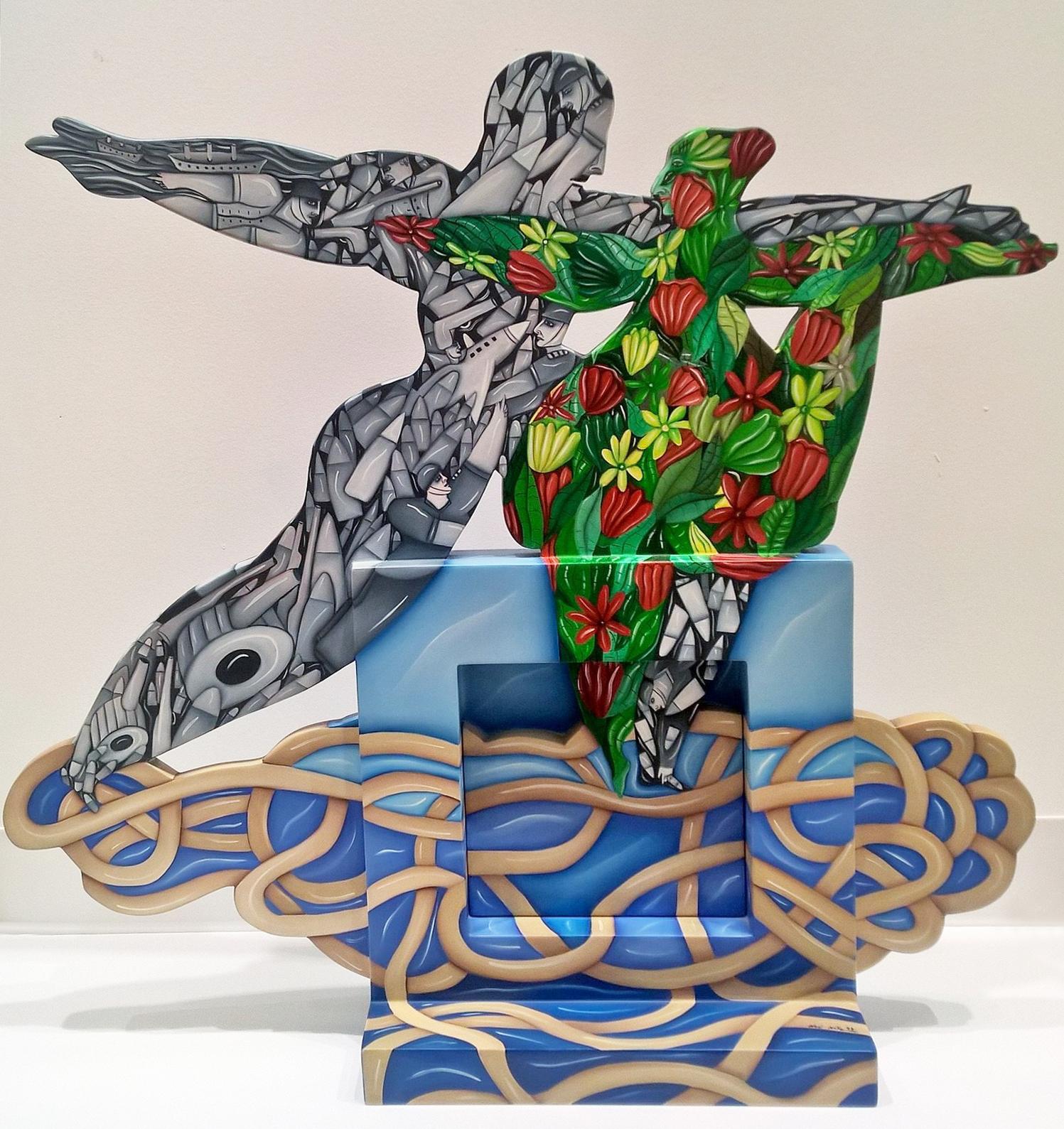 Dancing Between War A... by Mr. Noe Katz - Masterpiece Online
