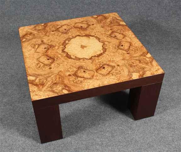 Mandala Coffee Table by Mr. Mats Fogelvik - Masterpiece Online