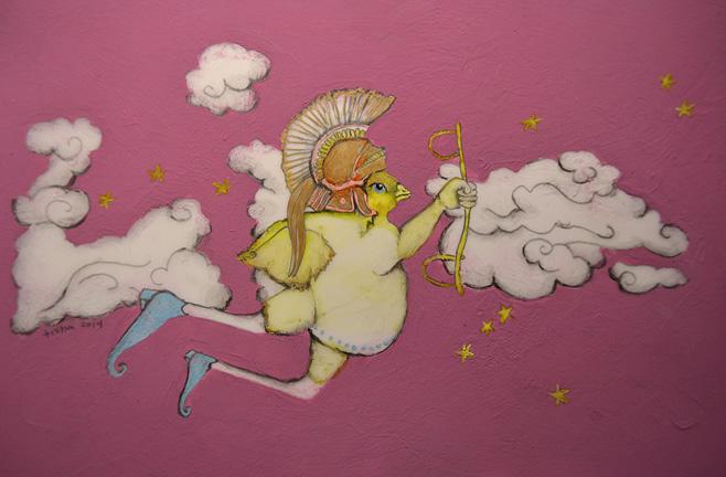 Star Gazer by  Tisha Weddington - Masterpiece Online