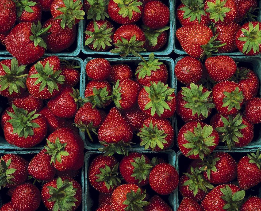 Strawberries, Thimble... by  Alison Shaw - Masterpiece Online