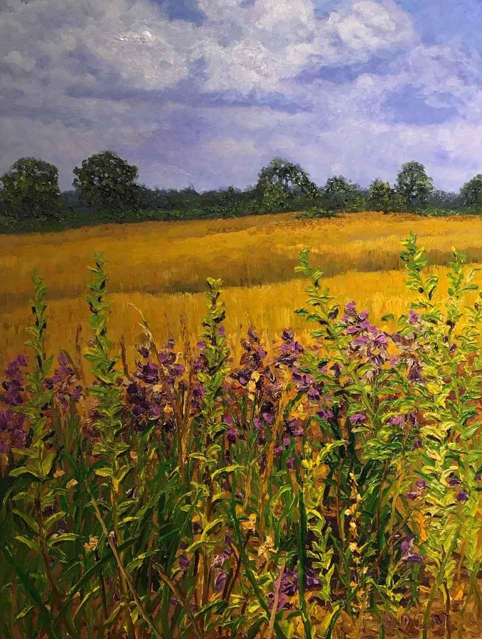 Harvest Skies by Ms Debra Lynn Carroll - Masterpiece Online