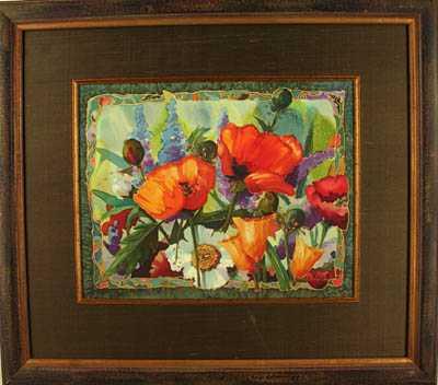 Carol's Summer Morning by MS Nancy Dunlop Cawdrey - Masterpiece Online