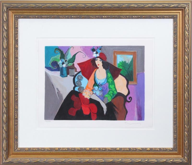 Diane Remembers (aka ... by  Itzchak Tarkay - Masterpiece Online