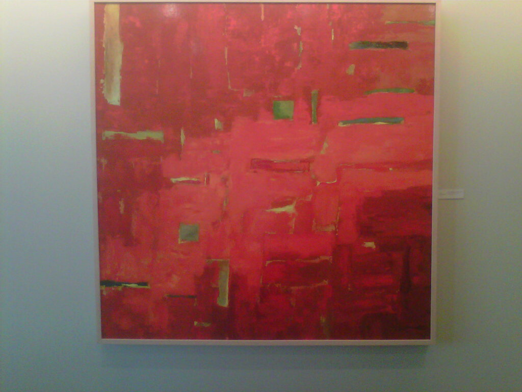 Abstract - Orange and... by   Dupre - Masterpiece Online