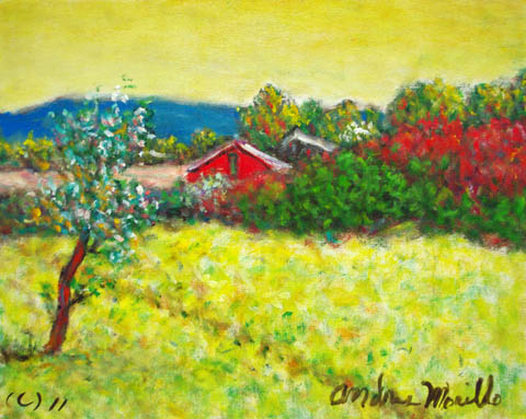 Spring Up North by  Andres  Morillo - Masterpiece Online