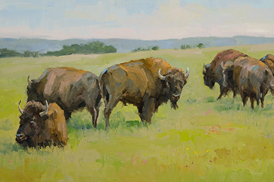 Home On The Range by Mr Bob Rohm - Masterpiece Online
