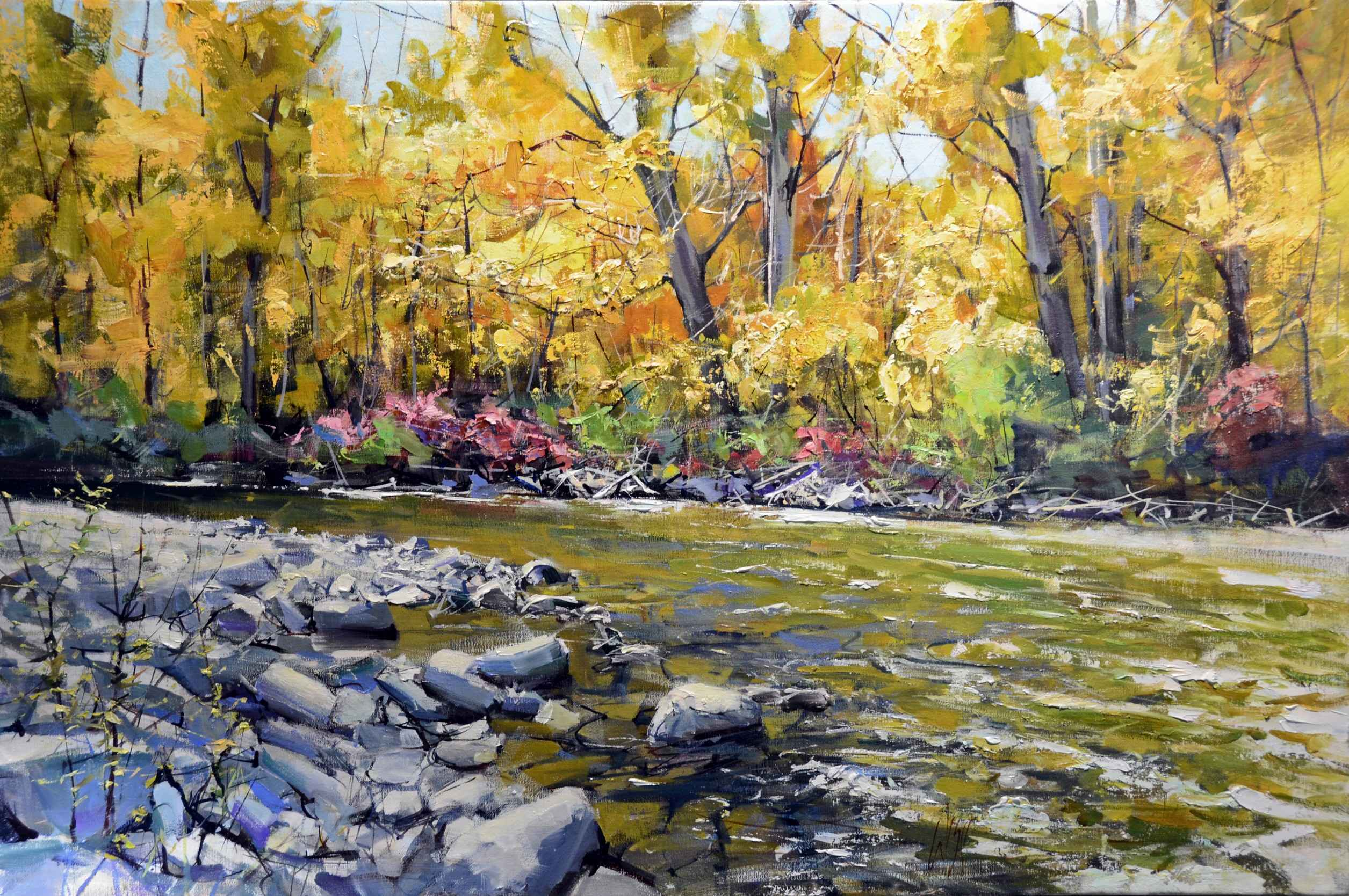 Rio Chama by  Mike Wise - Masterpiece Online