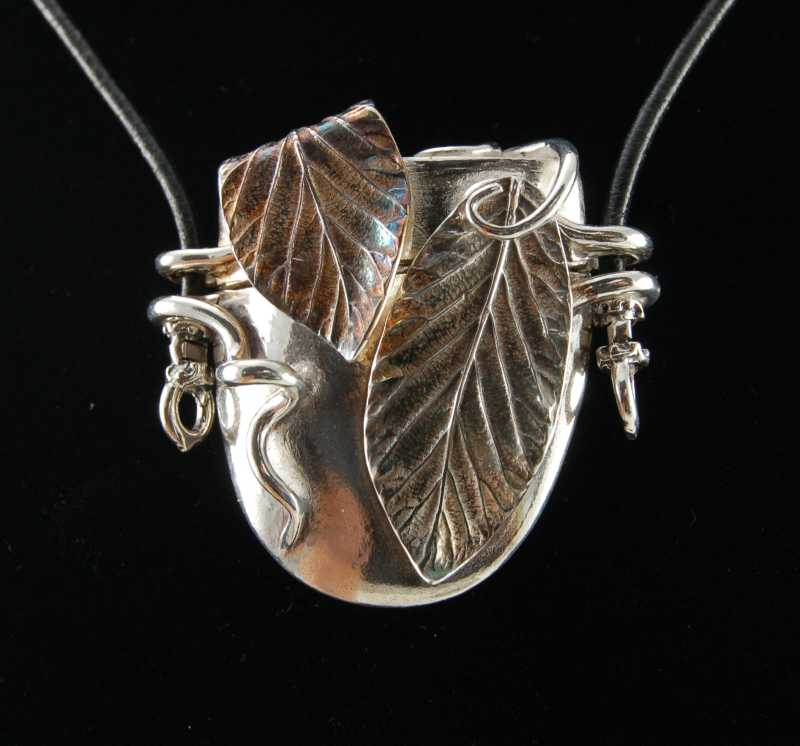 PRE705 Pendant by  Pam East - Masterpiece Online