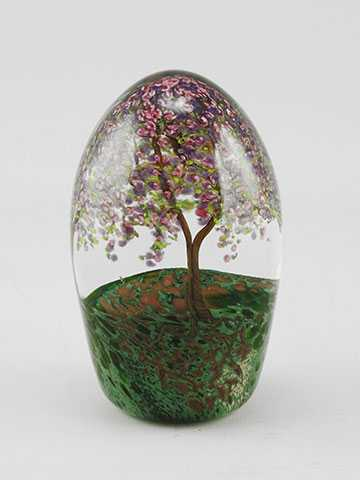 Forest Seed Paperweig... by  Cathy Richardson - Masterpiece Online