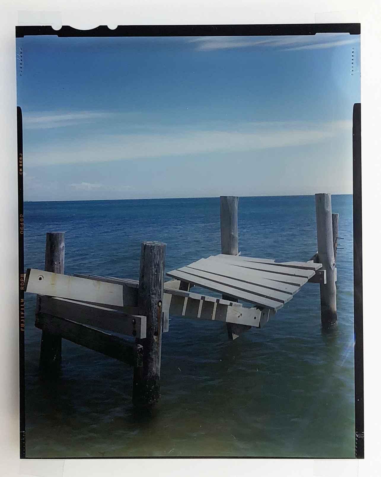 West Chop Dock, After... by  Jhenn Watts - Masterpiece Online