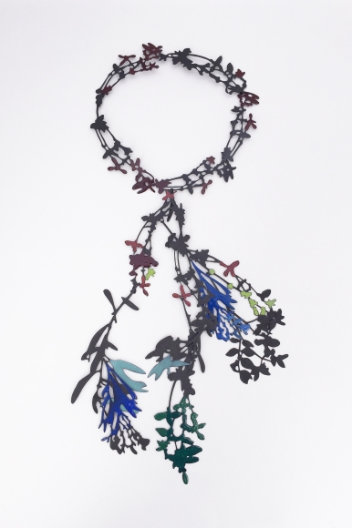 Collar with Long Pend... by  Helen  Shirk - Masterpiece Online