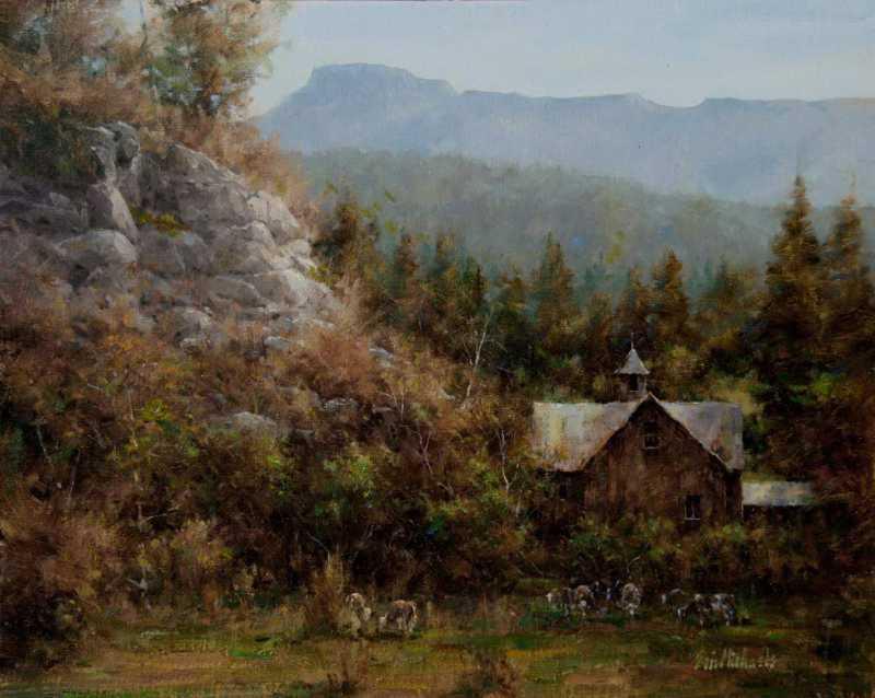 Below Fishers Peak by Mr Eric Michaels - Masterpiece Online