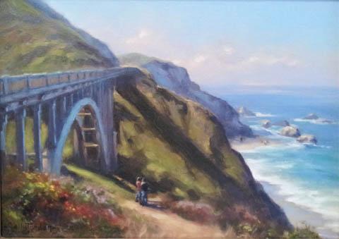 Contemplation by  Sally  Jordan - Masterpiece Online