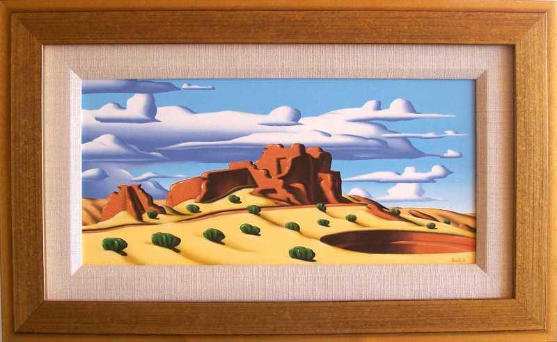 Wupatki Outpost by  Art Decker - Masterpiece Online