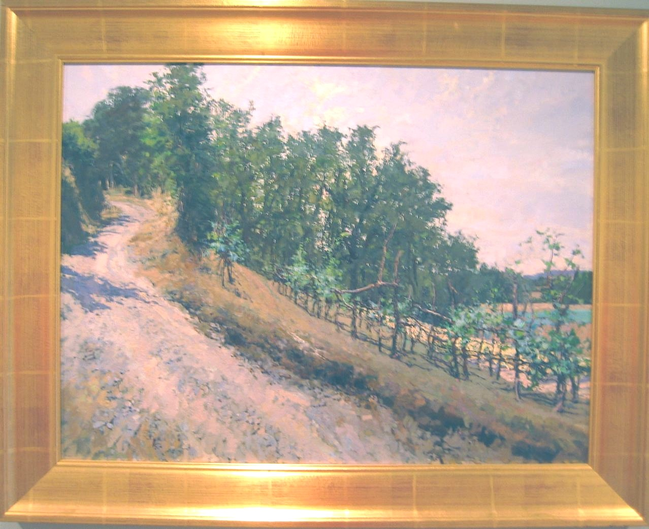 Road to Pianettole by  Daud Akhriev - Masterpiece Online