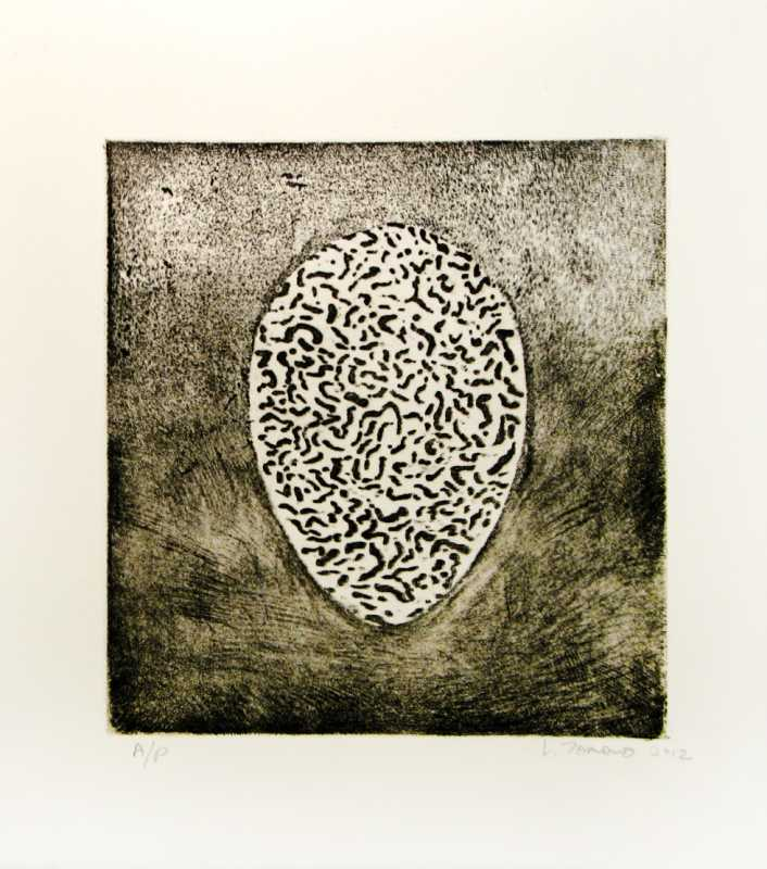 Etching A by  Lonny Tomono - Masterpiece Online