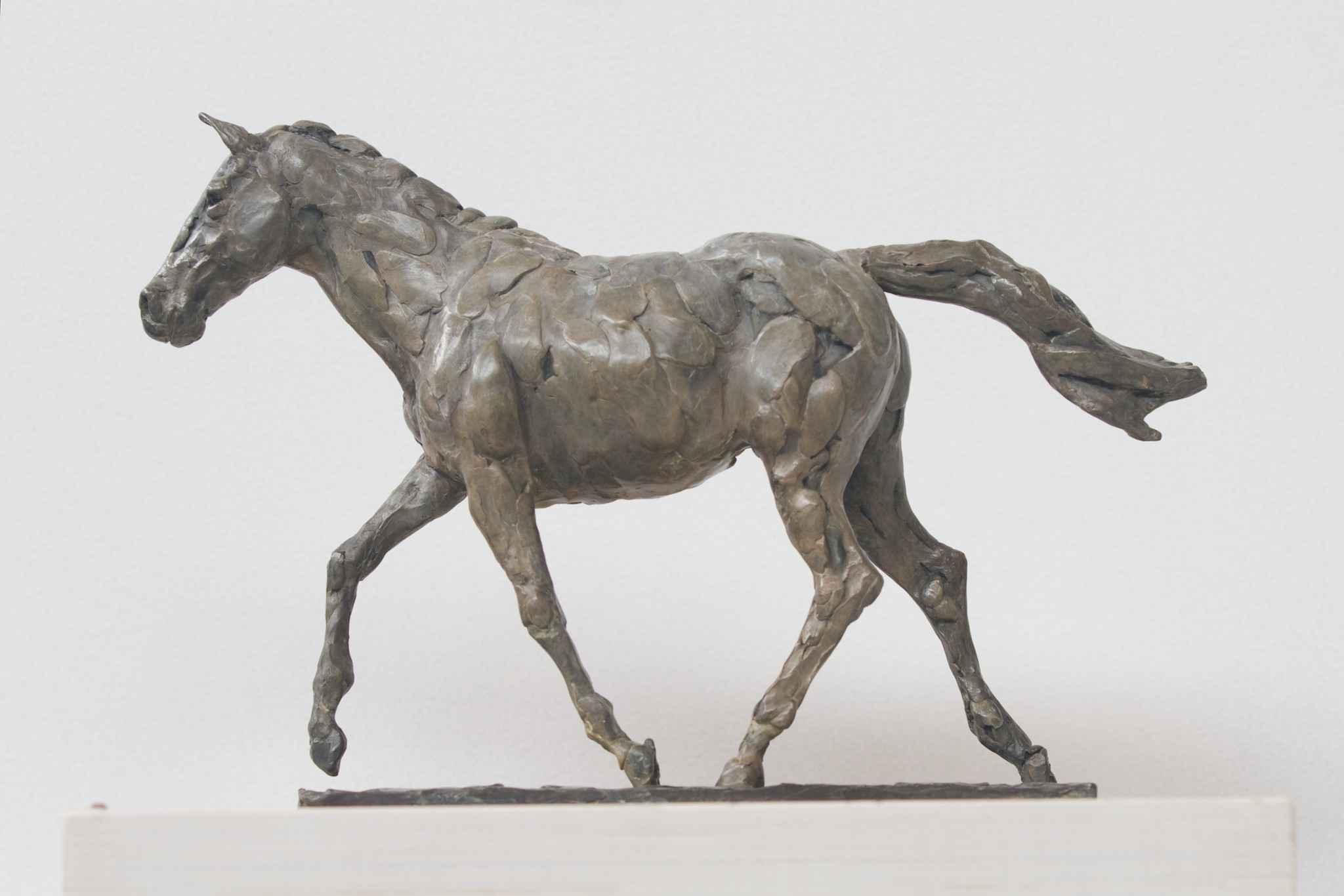 Trotting Horse by  James Stewart - Masterpiece Online