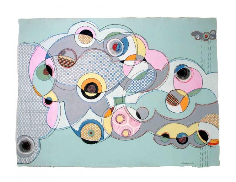 LITTLE THUNDER CLOUD by  Sheryl Zacharia - Masterpiece Online